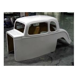 Body 34 Ford Coupe komplet