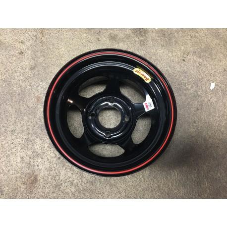 Fælg Bassett 13lb Inex wheel black